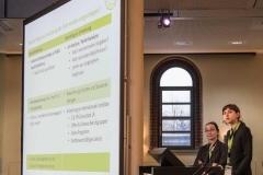 Präsentation der Arbeitsgruppenergebnisse