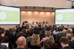 Podiumsdiskussion mit Forschungsförderern